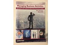 Edexcel AS Business Theme 2 Book