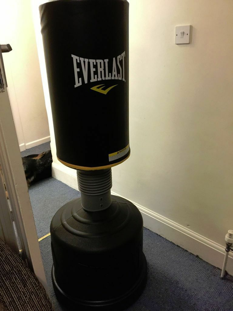 Everlast Core 2228 S Free Standing Heavy Boxing Bag Black One Size