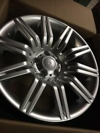 "19"" spider style alloy wheels for Bmw E60 5 series"