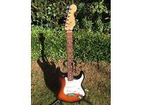 Fender Stratocaster Standard USA 96' Sunburst £599