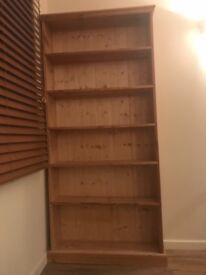 Book shelf, wood
