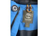 Timberland Blue Men's Waterproof Jacket, (Large) (RRP £145)