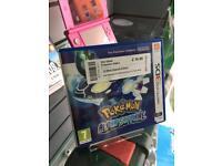 Nintendo 3DS Pokémon alpha sapphire game