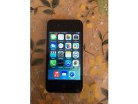 Iphone Apple 4 Black