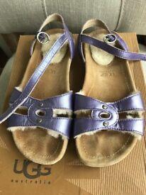 Girls UGG Sandals