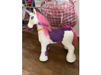 Feber - My Lovely Unicorn - 12V Ride on