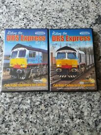 Riding the DRS Express Parts 1&2