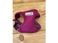 Doodlebone xs pink harness