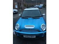 Mini Cooper S 1.6 Supercharged LOW MILEAGE
