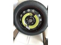 "Brand new Hankook 16"" spare wheel"