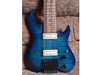 Kiesel V8 ( 8 string electric guitar )