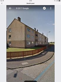 Flat to Rent Paisley 2 Bedroom Unfurnished