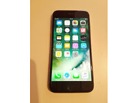 iPhone 6 Space Grey (Black) 64GB in great condition works with Vodafone and Lebara network