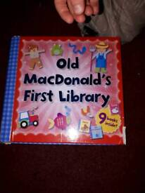 Old MacDonald First Library