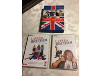 DVD Boxed Set Of Little Britain Series 1 & 2