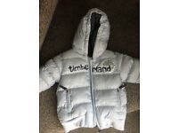 Timberland baby jacket