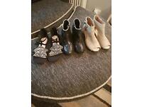 Girls shoes size 13