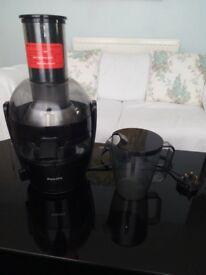 Philips Centrifugal Juicer HR1855 - 500W - Black