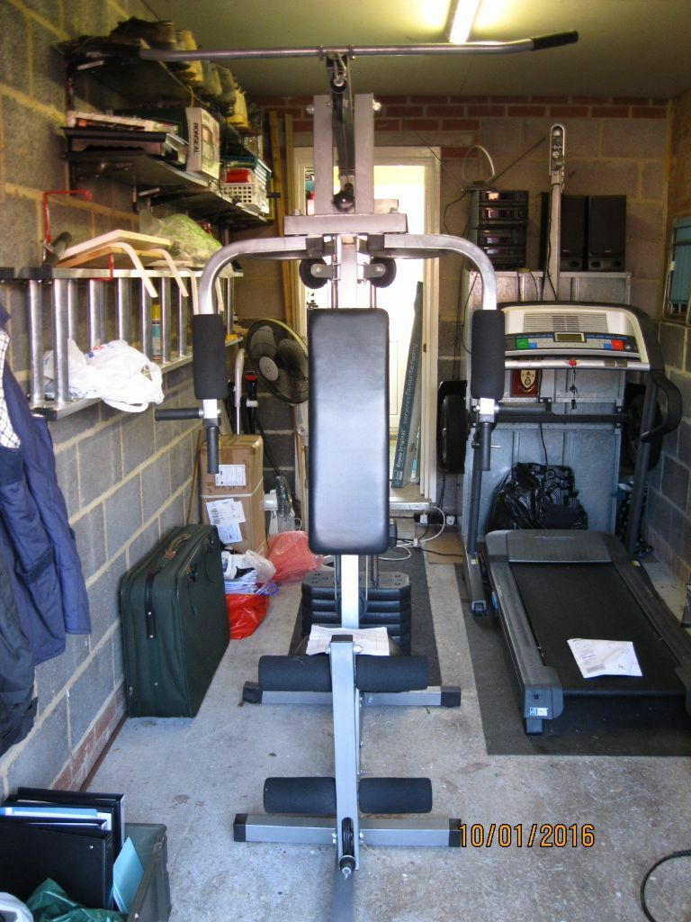Ironman hg single station home multi gym for sale in