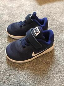 Brand new baby / toddler Nike trainers size 4.5
