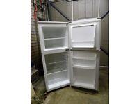 Small upright fridge freezer