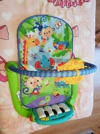 Fisher price kick n play piano baby gym