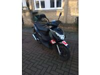 BARGAIN 2016 LEXMOTO DART 125cc (GOOD WORKING) £800