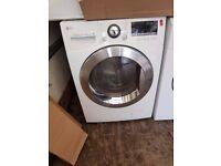LG Washer/Dryer (9kg ) (6 months warranty)