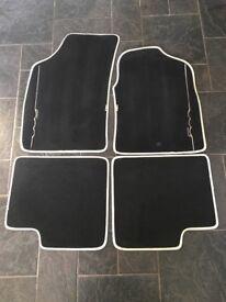 Genuine Fiat 500 floor mats