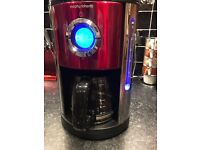 FILTER COFFEE MAKER MORPHY RICHARDS ACCENT RANGE