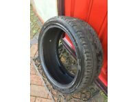 Centravanti HP - 225 40 R18 - Nearly New Tyre - 7mm Tread