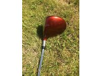 Taylormade Supersteel 250 driver