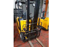 ELECTRIC 3 WHEEL FORKLIFT WITH CHARGER