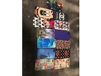 IPHONE 5 phone cases - over 40!