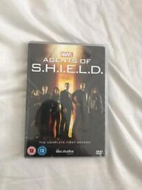 Marvel agents of shield DVD season 1