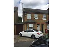 Two bedroom semi detached central SLOUGH