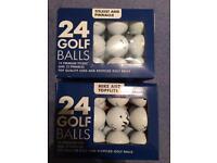 48 golf balls