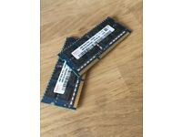 8gb RAM (2x4gb) Modules for use in MacBook Pro | Laptop Computers