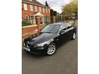 BMW 5 series 2009 LCI 520d SE Business edition 66000 miles full service history immaculate car