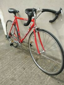 Mint condition Iceni road touring bike Reynolds 520 tubing Bristol Upcycles