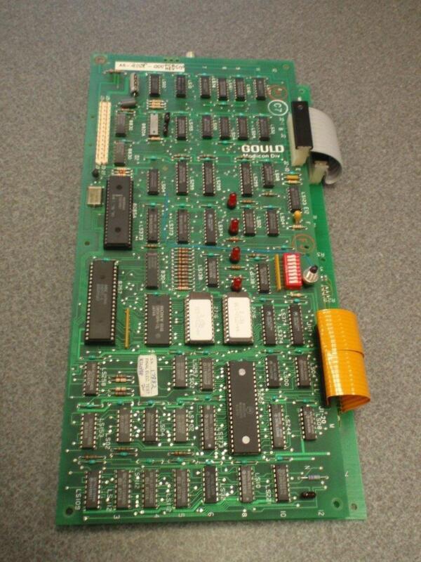 Gould Modicon Control Boards S203 & S202 AS-203P-000