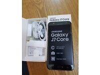 Samsung Galaxy J7 CORE BLACK 32GB Dual Sim Unlocked smartphone