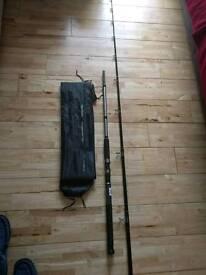 2 x Daiwa uptide fishing rods, NEW