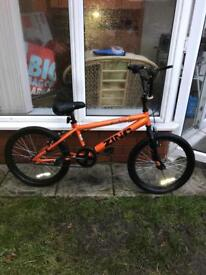 """ZINC OUTBACKER 20"""" BMX BIKE, fully working and good condition"""