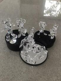 Swarovski crystal Disney showcase