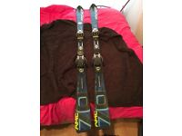 Fisher skis 170