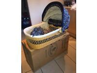 Vintage Mamas & Papas Martinelli Baby Crib