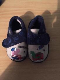 Peppa Pig boys slippers