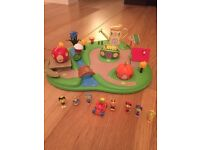 Fifi and the flowerpots mini play set