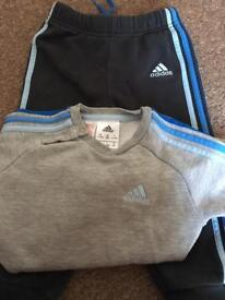 Adidas tracksuit 12-18 months